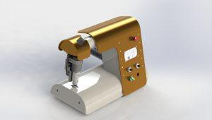 Machine ultrason rendu 1